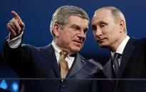 IOC president has sports, personal links to Russia
