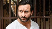 Don't be surprised if you spot Saif Ali Khan shooting for 'Sacred Games' on Mumbai streets!
