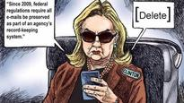 EMAILGATE: The Radioactive Back Story --- An Unparalleled Scandal Designed to Bring Down the Obama Administration