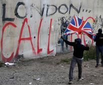 Lily Allen told by Calais migrant to STOP apologising to him as he THANKS UK