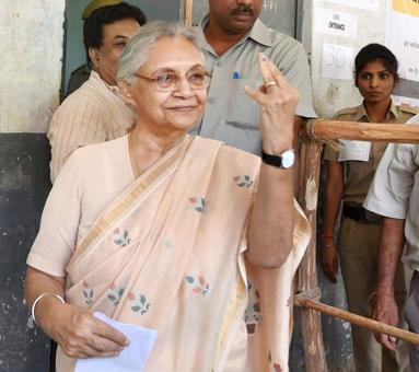 MCD elections: Delhi records 54 % voting, exit polls predict BJP's win