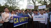 Jaipur: CAs demur derogatory remarks