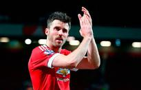 Michael Carrick can't see himself playing for any club other than Manchester United
