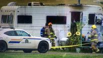 Fatal RV fire in campground near Balzac