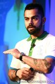 Being a youth icon is a huge responsibility: Virat Kohli
