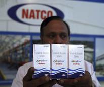 Natco Pharma Apr-Jun quarter net jumps 70% to Rs 47.65 cr
