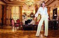 Elisabetta Franchi Taps Toni Garrn for Spring 2017