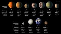 NASA discovers 7 Earth-like planets; search for ET life hots up
