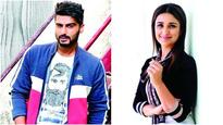 Arjun Kapoor-Parineeti Chopra: Keep safe distance!