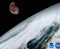 New U.S. weather satellite with improved camera sends back first images