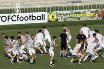 Study helps former footballer score with the All Whites