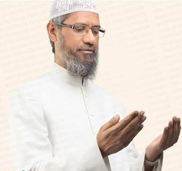 Zakir Naik charged with 'inciting terror'