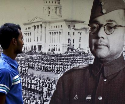 'Netaji was the reason why the British left India'