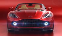 Aston Martin Vanquish Zagato Volante Priced Near $1 Million