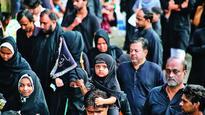 Shia community in Mumbai mourns Imam Hussain on Ashura
