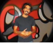 Actor Dev Patel has gone from Slumdog...