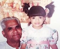 Athiya Shetty remembers her late grandfather in an emotional post