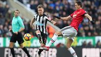 Premier League: Newcastle stun Manchester United to climb up points table