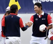 Golf: Japan pair of Matsuyama, Ishikawa 6th at ISPS Handa World Cup