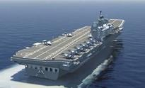 Indian Aircraft Carrier to Get Russian Weaponry