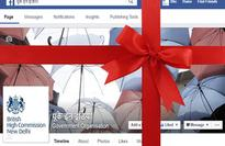 News story: British High Commission launches Facebook in Hindi