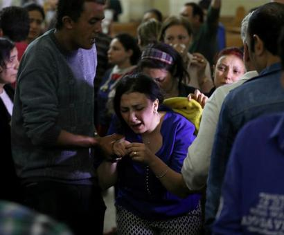 Egypt: 3-month state of emergency declared post church attacks