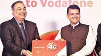 Vodafone begins its 4G journey in Mumbai