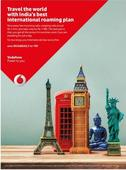 Vodafone launches International Roaming Daily Packs with free incoming calls