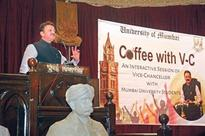 'Coffee with VC' for the Mumbai University students!
