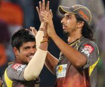 IPL 6 2013 Live Score: Sunrisers Hyderabad restricts Kings XI Punjab to 124 runs | SRH 0/1 (1 Over)
