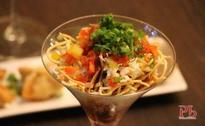 Recipe: Noodle Chat With Manchurian Sauce