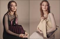 Gigi Hadid Stars In The Max Mara Fall - Winter 2016 Accessories Campaign Shot By Steven Meisel…