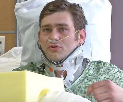 American who tried to stop Kansas shooting says 'happy to risk my life'