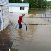 Young Boy Swept Away in West Virginia Flooding