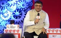 When a peon asked Union minister Ravi Shankar Prasad if he would sit on jinxed chair