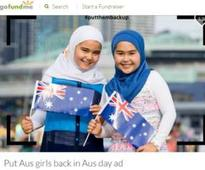 Australia Day campaign raises A$100,000 to replace billboard