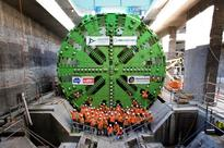Airport Link - Operating Australia's Largest TBMs