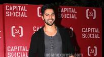 Varun Dhawan on film with Amitabh Bachchan : Nothing's confirmed yet, everything's just a rumour