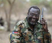 EXCLUSIVE - South Africa holds South Sudan rebel Machar as 'guest'
