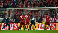 Xabi Alonso and Arturo Vidal can't save Bayern Munich in Champions League