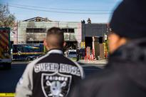 40 feared dead in fire at Oakland dance party in illegally occupied warehouse