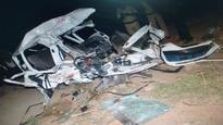 4 Karnataka Devotees Killed as Van Rams into Lorry