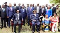 Museveni and Kabila Meets over ADF Bandits, Resolve to Share Intelligence to Crumble the Rebel Group