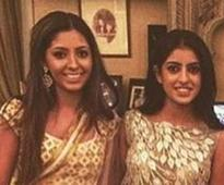 Bachchan's grandaughter like you've never seen before