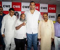 The Great Khali Announced The Pro-Wrestling Fight on The Grounds of Gurgaon and Panipat