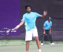 Pune Challenger: Saketh Myneni, Prajnesh Gunneswaran only Indians left in singles event