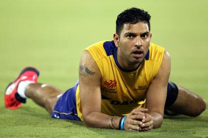 Yuvi not part of top 74 players as selectors name BP XI squad