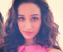 INTERNATIONAL AFFAIRS - Shraddha Kapoor in Cape Town