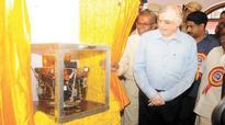 Noorul Islam University hands over nano satellite to ISRO
