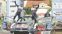 WRC 2016: Mikkelsen victorious at Rally Poland